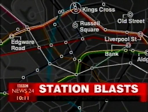 bbc multiple explosions no king's cross